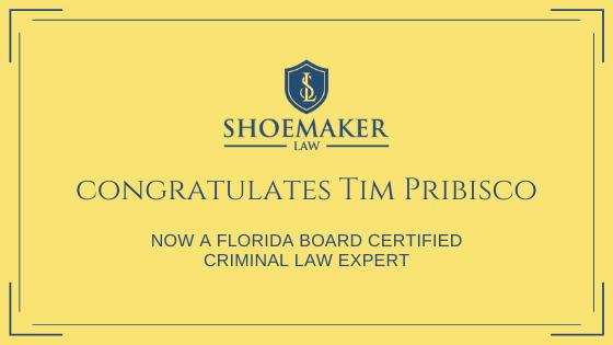Pribisco Congratulations!